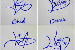 Create Signature For My Name