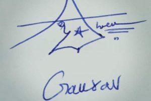 Gaurav Name Signature Style