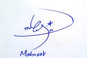 Mahnoor Signature Styles