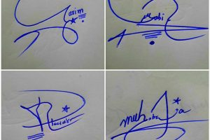 Signature For My Name Online
